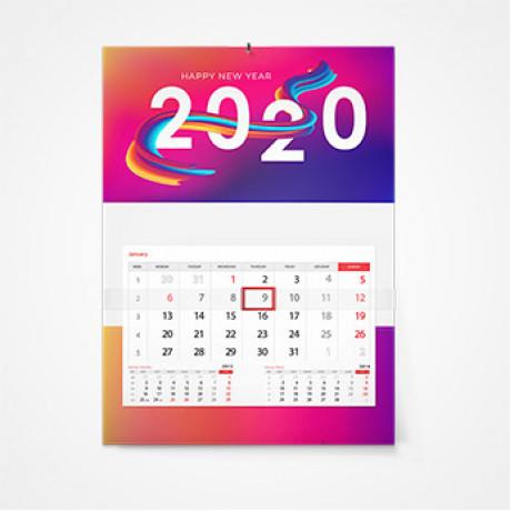 Дизайн календарей в Иркутске